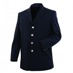 Prestige Wool Blend Single-Breasted Blousecoat
