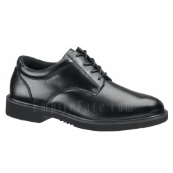 Classic Leather Academy Oxford Dress Uniform Shoes
