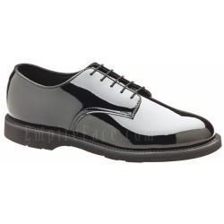 Oxford Dress Uniform Shoes - Hi Gloss Finish