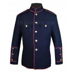 Navy High Collar Fire Dept Honor Guard Dress Jacket